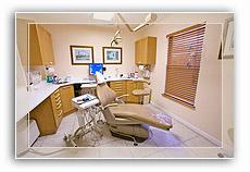 Southport Dental Care Exam Room