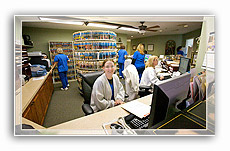 Southport Dental Care Front Desk Welcome!